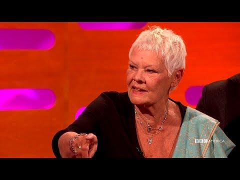 Dame Judi Dench's Rebellious Dancing Days - The Graham Norton Show