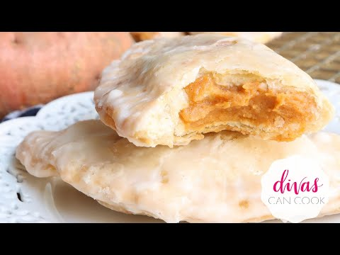 Pass Or Try: Fried SWEET POTATO Hand Pies!!