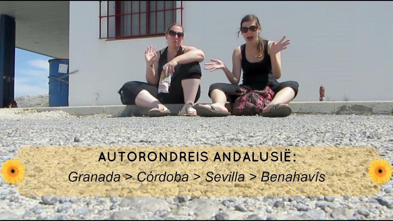 Spanje | Vlog: 9-daagse autorondreis door Andalusië, Spanje