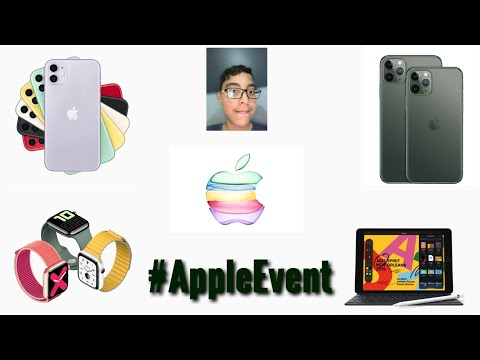Apple Special Event Highlights