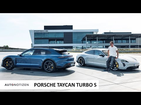 Porsche Taycan: Limousine oder Cross Turismo? Der Vergleich mit News zum Modelljahr 2022 | Review