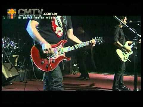 Los 7 Delfines video En tu cabeza - CM Vivo 19 Nov. 2008