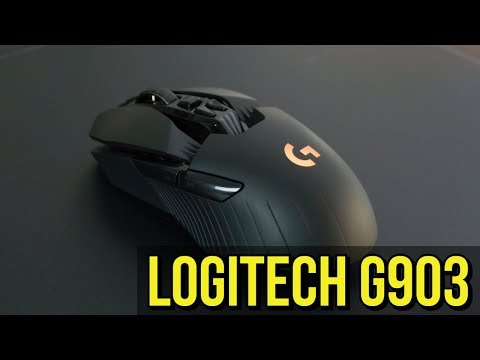 ✅ Logitech G903 Gaming Mouse Review