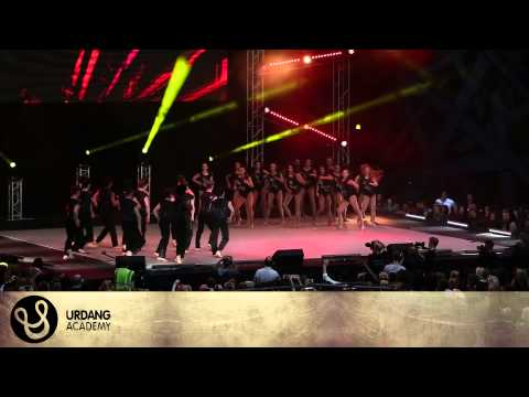 Urdang – 1,2,3! – Move It 2015