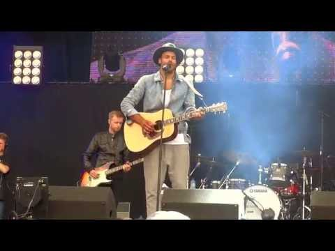 Alain Clark - Change Will Come (Live @ Concert At Sea 2014)
