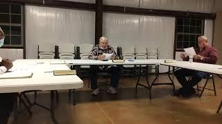 November 12, 2020 Special Meeting City Council