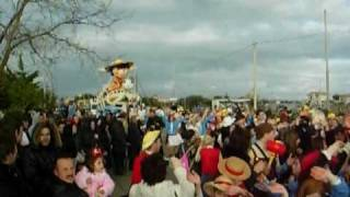 preview picture of video 'Carnevale Petrosino 2010 One Piece tutti all'arrembaggio'