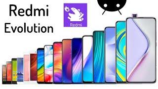 Evolution of Redmi