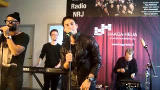 Darin at NRJ Live Finland - F Your Love