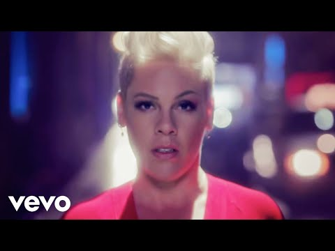 "P!nk – ""Walk Me Home"""