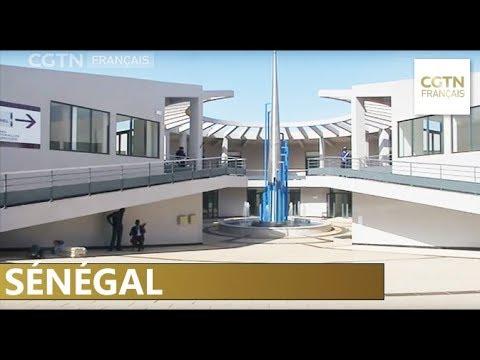 Le président Macky SALL a procédé à l'inauguration des bâtiments ministériels