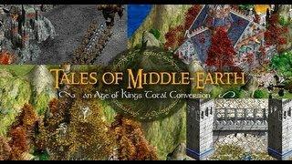 Let´s show Aoe II - Tales of Middleearth [MOD] [HD] [DEUTSCH]