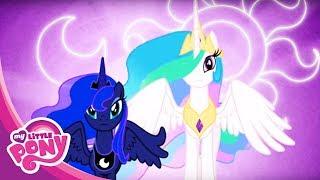 Мультики Дружба - это чудо про Пони - Кристальная Империя 1часть