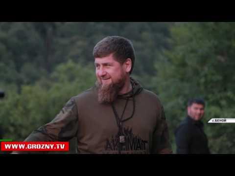 Рамзан Кадыров проинспектировал строительство религиозных объектов в Беное