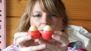 How To Tell An EOS Lip Balm Fake
