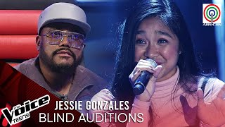 Jessie Gonzales - Titibo-Tibo | Blind Audition | The Voice Teens Philippines 2020