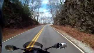 NC Highway 215 to the Blue Ridge Parkway