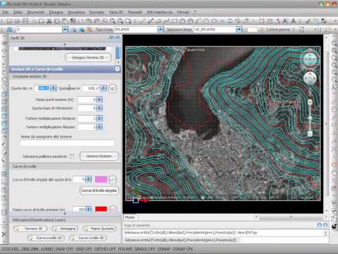 Software modellazione terreno 3d da google earth in cad Google 3d software