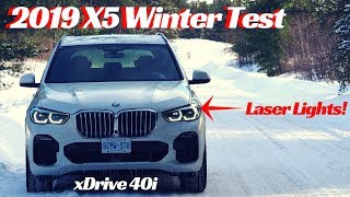 2019 BMW X5 Review (Winter 2019)
