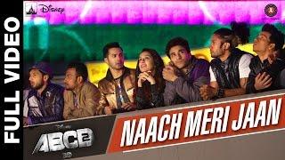 Naach Meri Jaan ABCD 2  Varun Dhawan