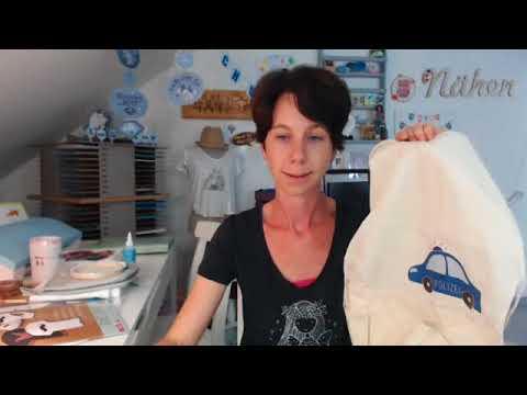 Plottermarie live Plottersprechstunde: Thema bedruckbare Flexfolien