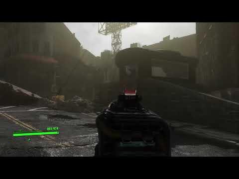 Texture problem?? Something else?? IDK plz help :: Fallout 4
