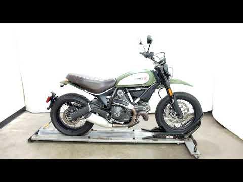 2016 Ducati Scrambler Urban Enduro in Eden Prairie, Minnesota - Video 1