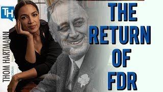 Can Progressive Democrats Resurrect FDR's Second Bill of Rights? (w/ Harvey Kaye)