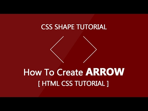Download Create Arrow with css - Html Css Tutorial HD Mp4 3GP Video and MP3