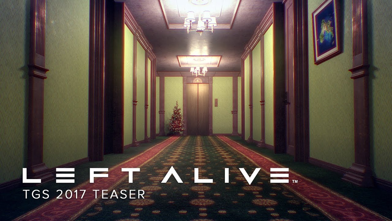 Trailer di Left Alive