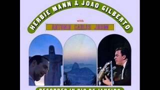 "Video thumbnail of ""Herbie Mann & Antônio Carlos Jobim with Strings - O Amor Em Paz (Once I Loved)"""