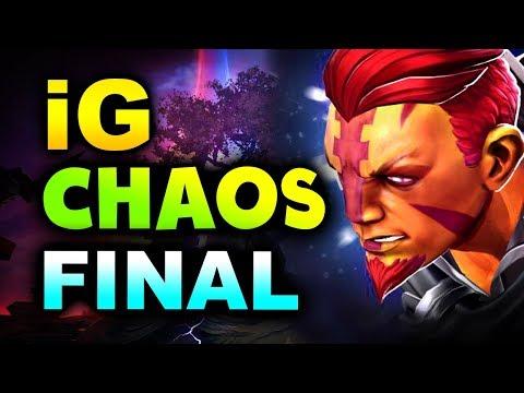 IG vs CHAOS  - GRAND FINAL - SUMMIT 11 MINOR DOTA 2