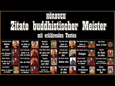 Zitate buddhistischer Meister ( mit erklärenden Texten ) Hörbuch