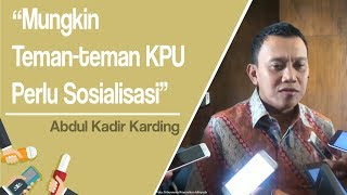 Luhut dan Sri Mulyani Pose Satu Jari, Kubu Jokowi: KPU Kurang Sosialisasi