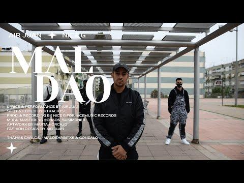 El artista cordobés Air Juan lanza su cuarto 'single' de ritmos urbanos, 'Mal dao'