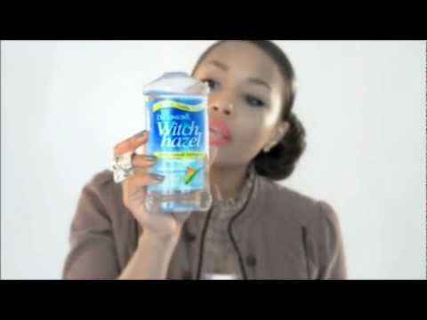 Beauty Benefits of Witch Hazel. A Must see