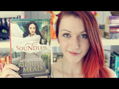 SOUNDLESS by Richelle Mead   BOOK REVIEW