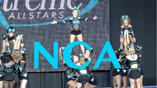Cheer Extreme NCA 2017 ~ MUST SEE! NCA CHAMPIONS!