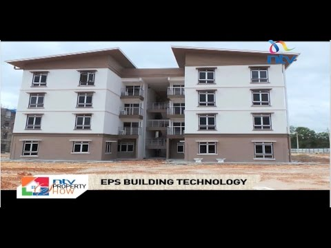 NTV Property Show S2 E02; Alternative building materials