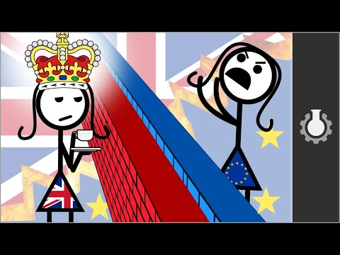 Update o brexitu - CGP Grey