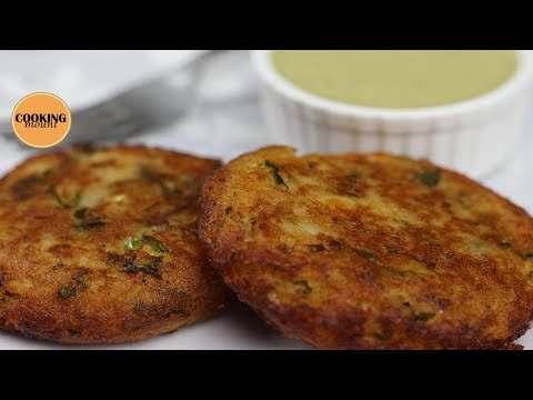 Aloo Tikki Recipe By Cooking Mount