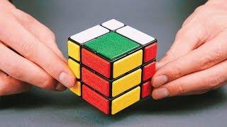 БЕСКОНЕЧНЫЙ КУБИК РУБИКА СВОИМИ РУКАМИ   Bandage Cube DIY
