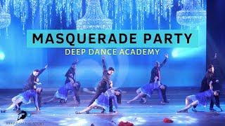 MASQUERADE PARTY | SALSA BACHATA | DEEP DANCE ACADEMY