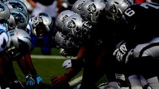 """Raiders Offensive Line Highlights!    """"Strong As Steel""""    2016 Highlight Video!"""