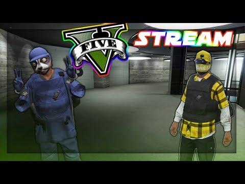 Blbneme v Online a Závody [GTA 5 LIVESTREAM]