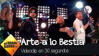 El videoclip de David Guetta en 30 segundos - 'El Hormiguero 3.0'
