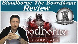 Brettspiel Review - Bloodborne The Board Game | CMON - Material, Spielprinzip, Fazit