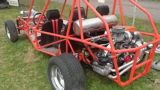 Carolina Dune Buggies - 1915cc 275hp Four Seater Sand Rail