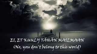Totalselfhatred - Spirituelles Equilibrium with lyrics