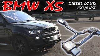 Welding loud exhaust system | BMW X5 e53 m57 turbo diesel exhaust